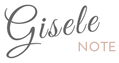 GISELEnote[ジゼルノート]