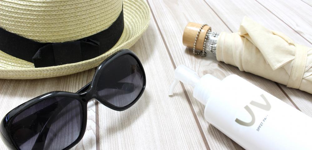 日焼け止め 紫外線対策 UV