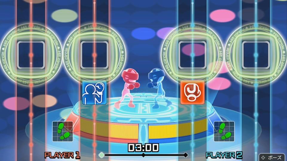 Nintendo Switch エクササイズソフト「Fit Boxing」 二人で一緒にトレーニング可能 「バーサスモード」